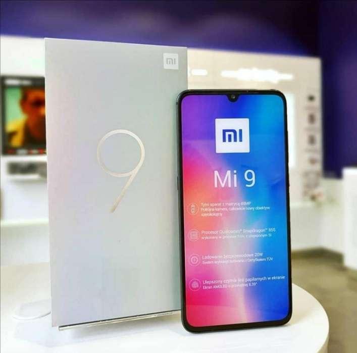 Xiaomi Mi 9 128gb Sellados Garantía