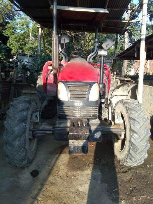 Tractor Yto Y Romplow