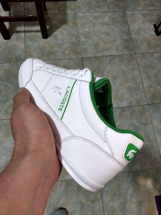 Zapatos Lacoste Originales Talla 8.5
