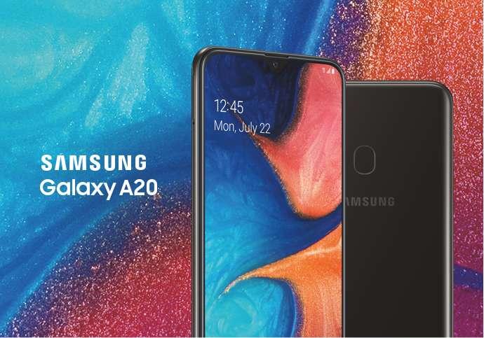 Samsung A20 32gb Nuevos!