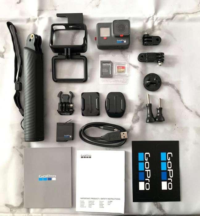 GoPro Hero 6 Black memoria sd 32gb