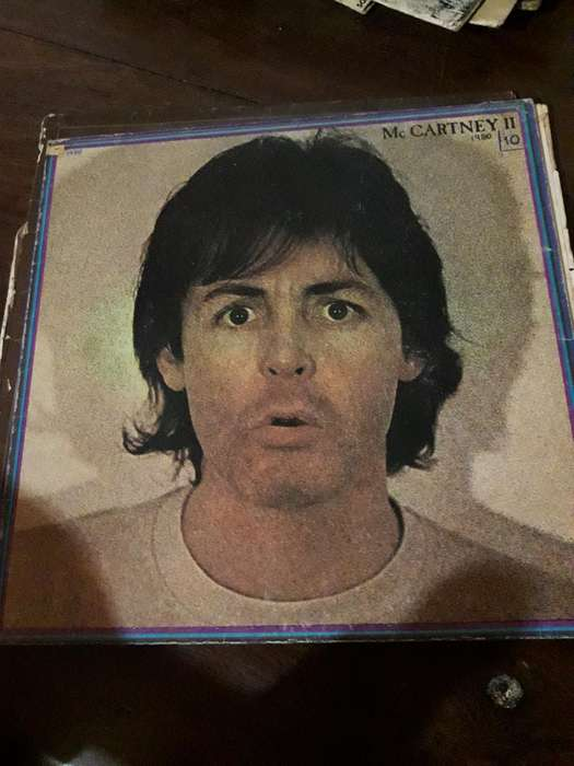 Disco de Vinilo Mc Cartney Ii 1980