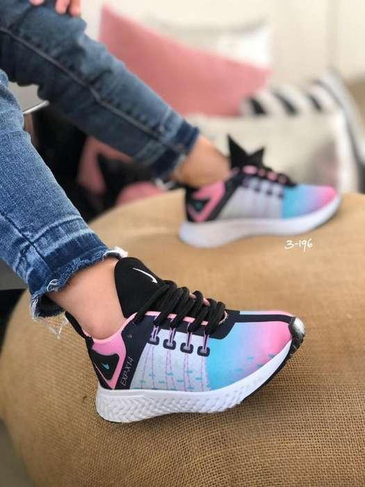 Tenis Nike Exp de Niñas