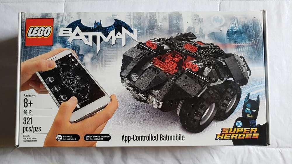 Lego Batman Bluetooth App Controlled