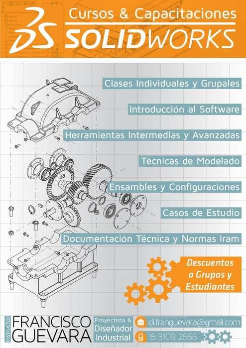 Solidworks Cursos y Capacitaciones