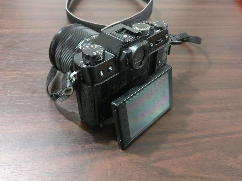 Fujifilm X-T10 / FUJINON XC16-50mm F3.5-5.6 OIS II / Cargadores / Baterias / Disparador / Tarjeta SD
