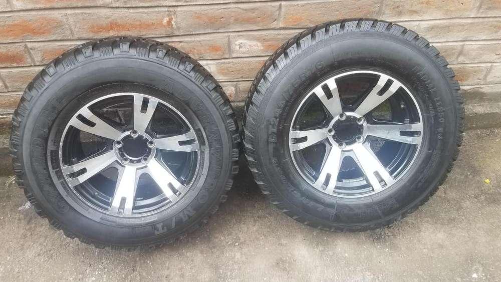 Se vende 4 neumáticos en excelente estado.Gran Oportunidad¡¡.