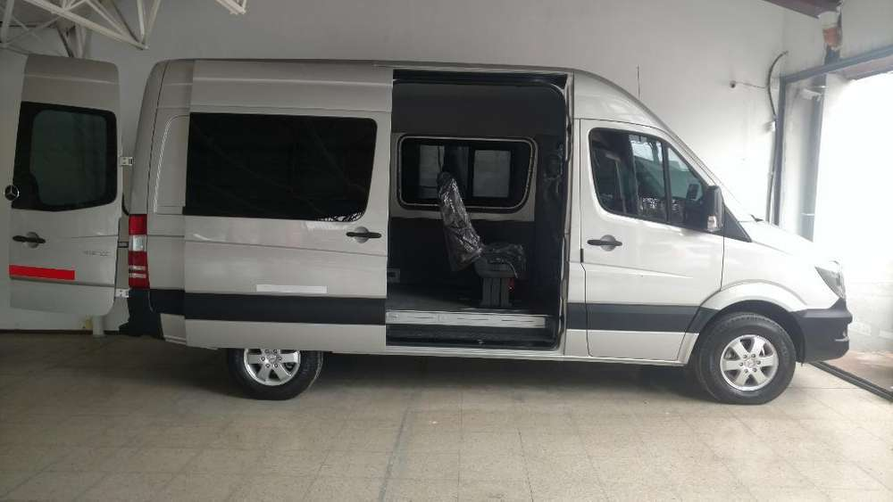Urgente Vendo Sprinter 415 Mixto Cdi 41