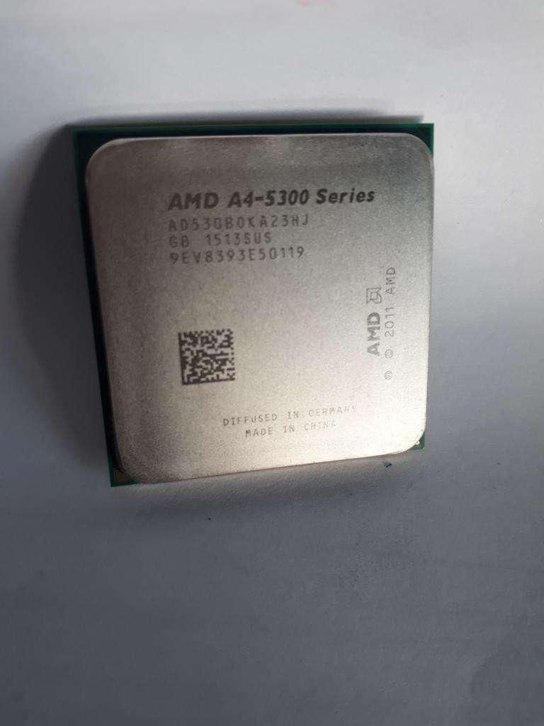 Procesador Amd A45300