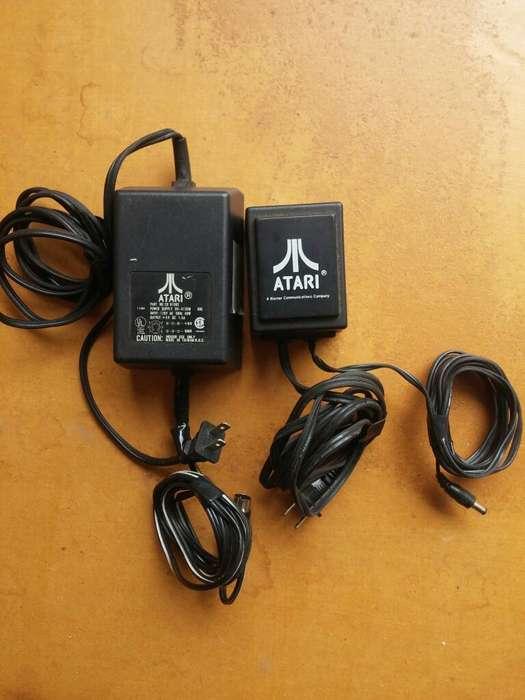 Fuentes Atari 110 V Antiguas