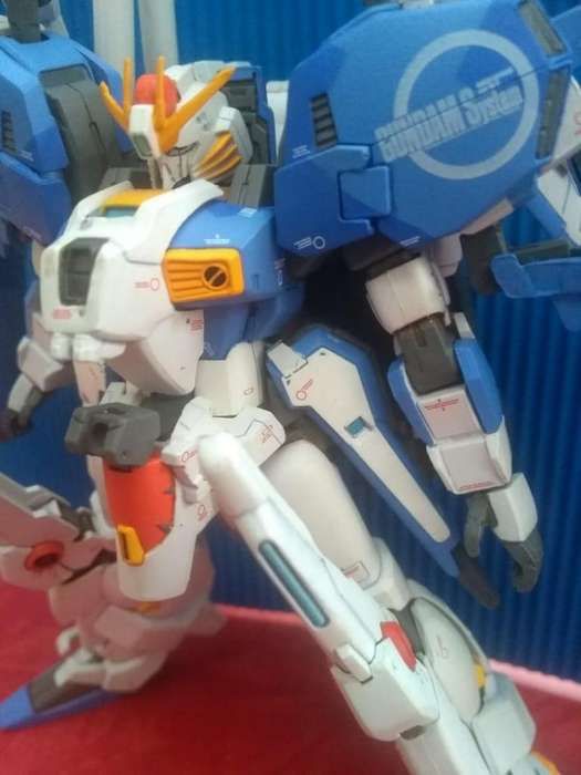 Lote #7 Gundam Fix Figuration Ex-S Gundam Modelo 02