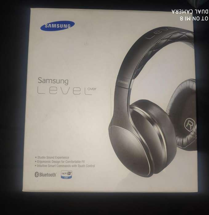 Audífono Inalambrico Samsung Level Over