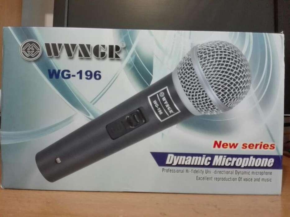 Micrófono Profesional Karaoke