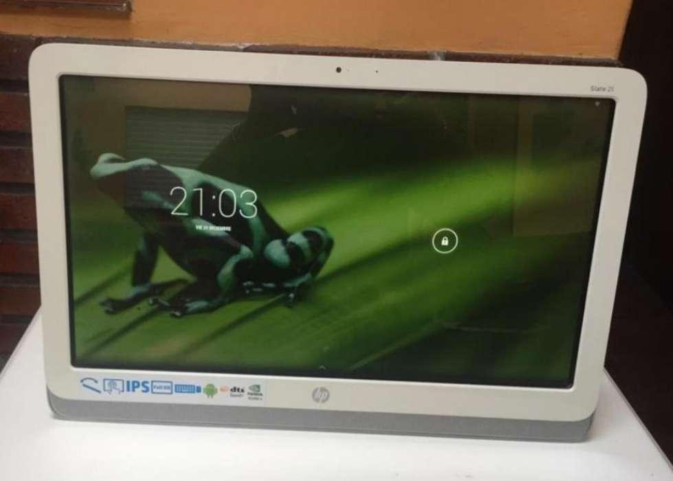 Tablet Hp 21 Pulgadas Alli One