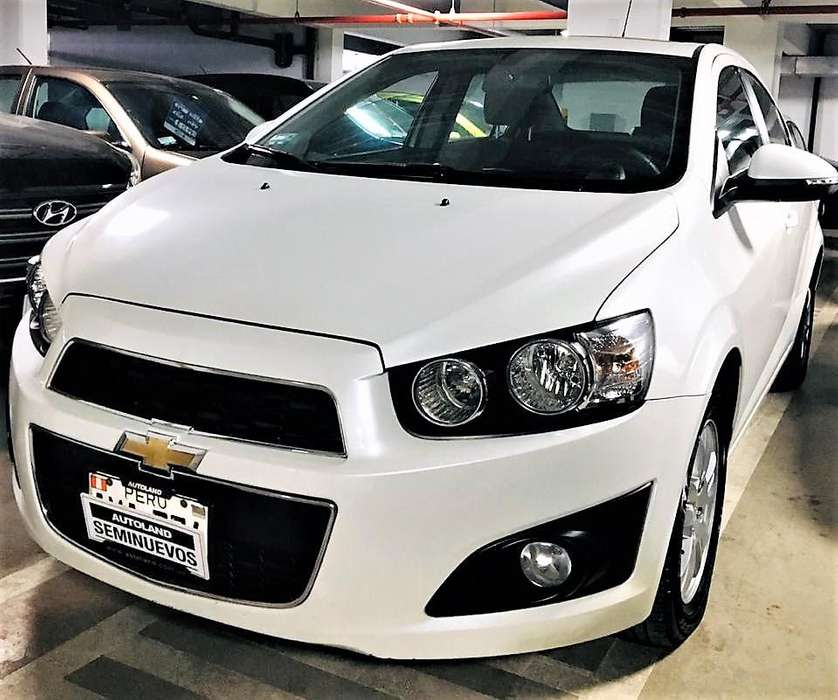 <strong>chevrolet</strong> Sonic 2015 - 41800 km