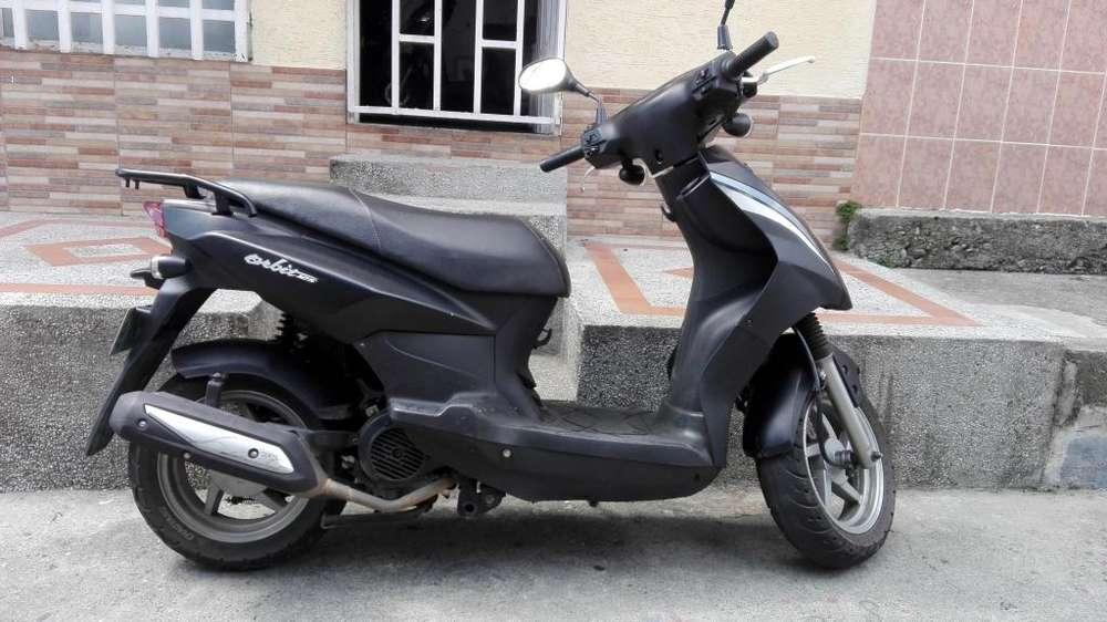Moto Sym Orbit 125 cc