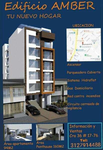 Apartamentos Edificio Amber