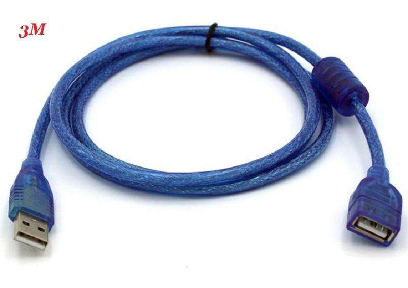 CABLE USB EXTENSION 1.5 MTS 3 MTS 5 MTS PROMOCION