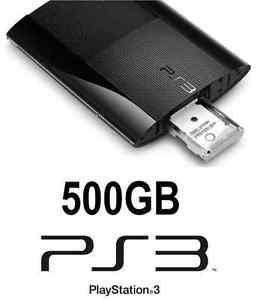 Disco Duro Play Station 3 500 Gb Nuevo