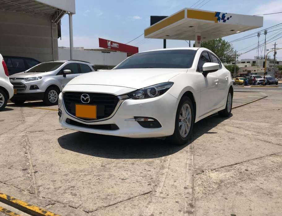 Mazda 3 2017 - 17000 km