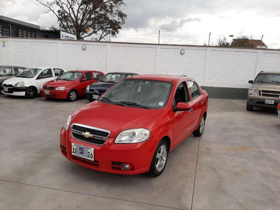 Chevrolet Aveo 2013 - 112000 km