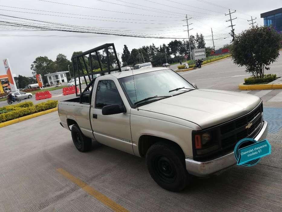 Chevrolet Cheyenne 1997 - 270000 km