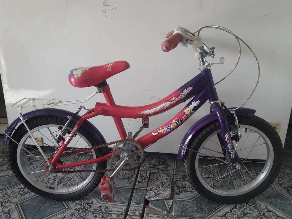 Vendo Bici Semi Nueva 3000 R16