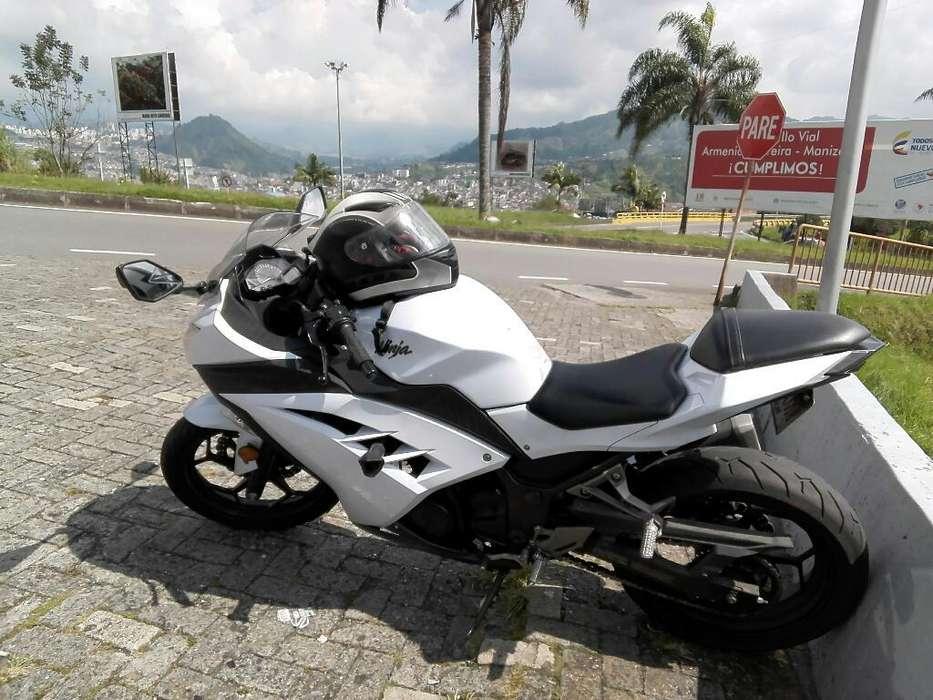 <strong>kawasaki</strong> Ninja 300 recibo ns 200
