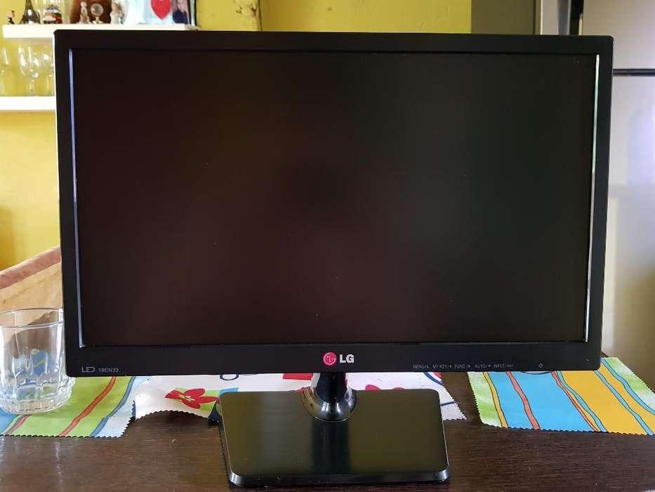 Monitor Led Lg de 19 Plg 3d