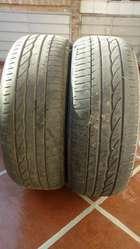 Cubierta Honda Fit 185/55 R16