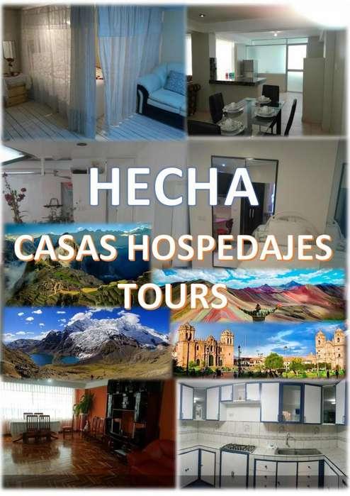 CASAS HOSPEDAJES TOURS AGENCIA DE VIAJES CUSCO