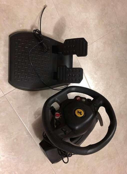 Timon Y Pedales de F1 - Xbox 360