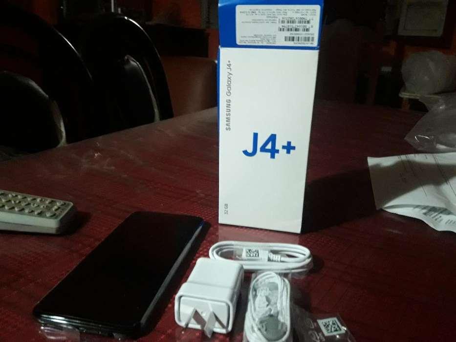Samsung J4 Plus 4g Nuevo