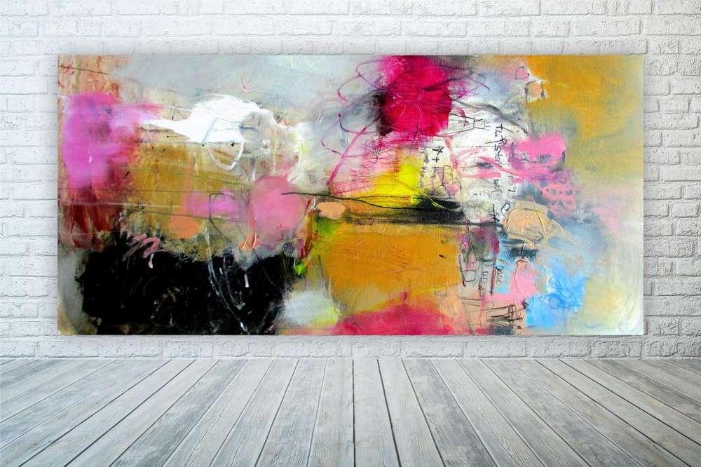 Cuadro decorativo abstracto 3266