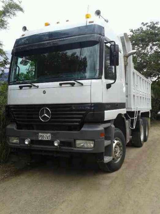 Mercedez 3353 50000 2001
