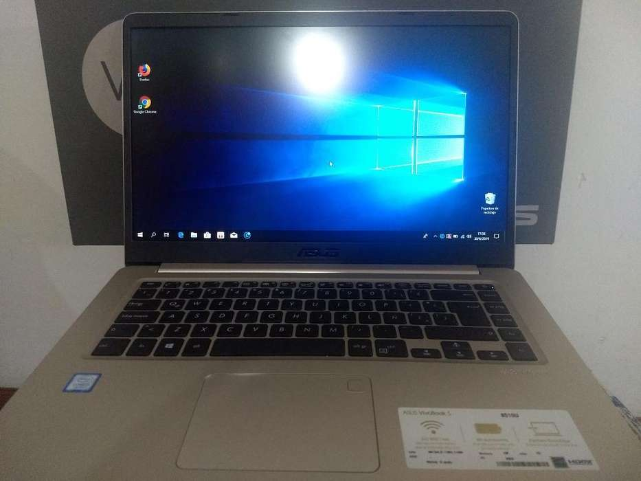 Notebook Asus Intel I3
