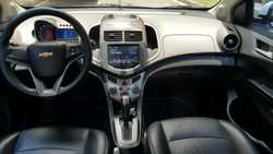 Chevrolet Sonic LT 1.6 Cc At Sunroof