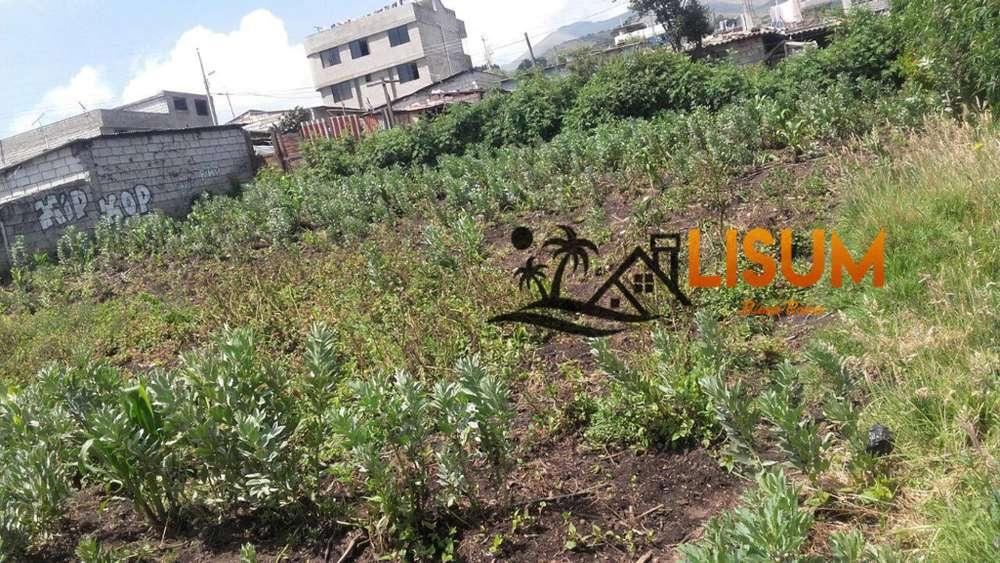 Venta Terreno Sur Quito Negociable
