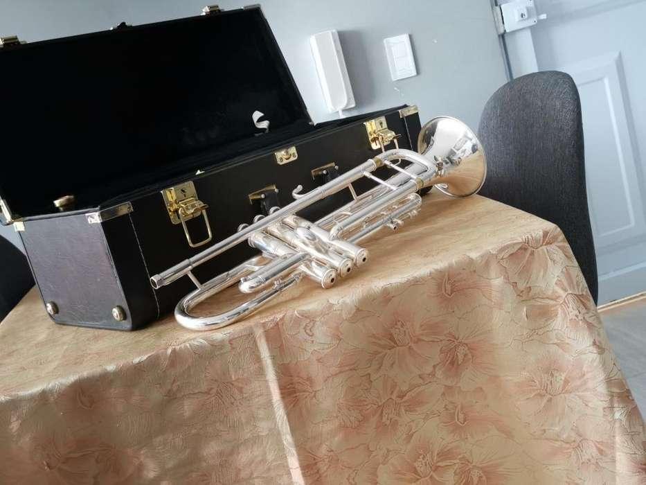 <strong>trompeta</strong> bach stradivarius 37 excelente estado
