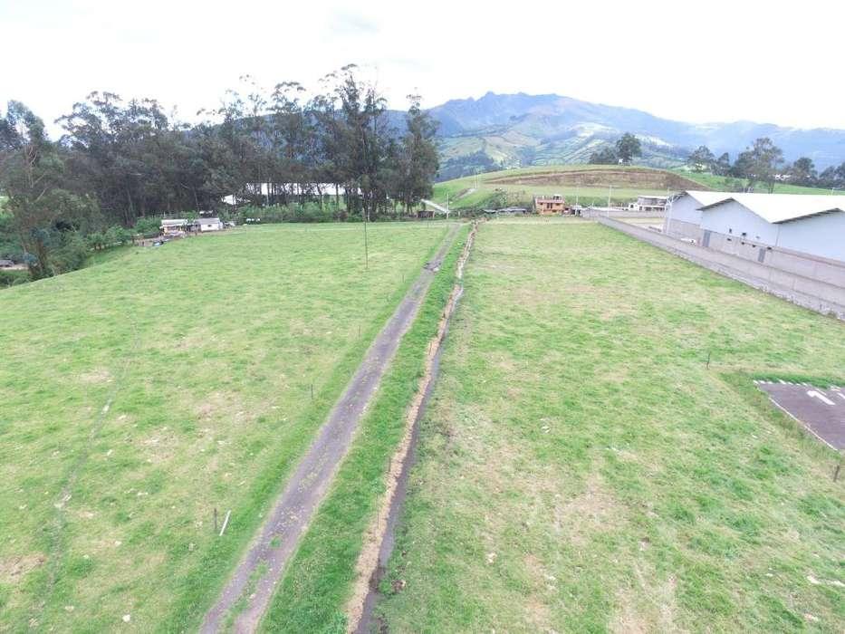 Terreno Industrial Tambillo, Ecuador