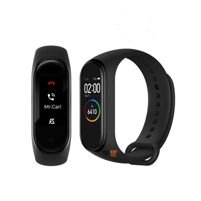 Reloj Smartwatch Mi Band 4 Xiaomi Español Global Sellado ENTREGA INMEDIATA