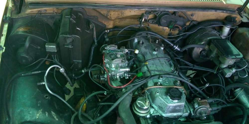 VENDO MOTOR 21R Toyota 2000 CC, Y TRANSMISION <strong>manual</strong>