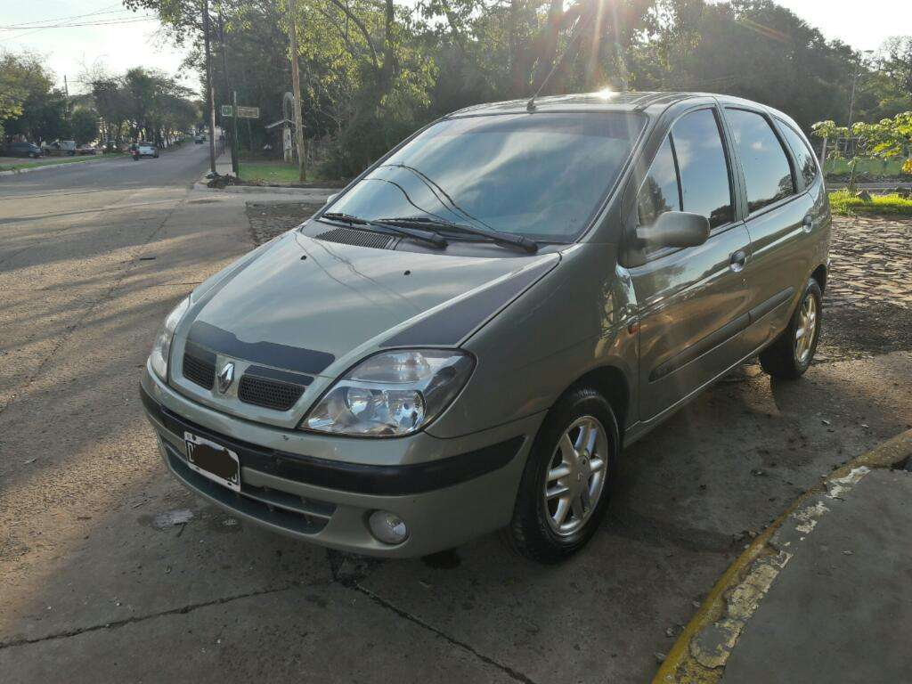 Renault Scenic Rxe Full Impecable Posadas