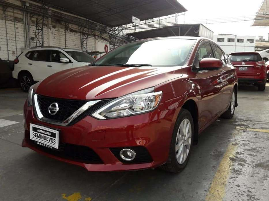 <strong>nissan</strong> Sentra 2019 - 5147 km