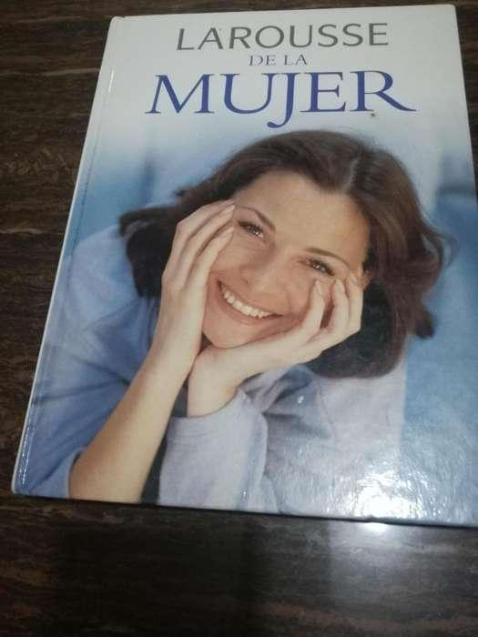 Libro Larousse de la mujer