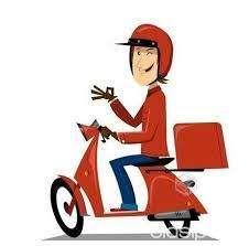 se nesecita domicilio con moto