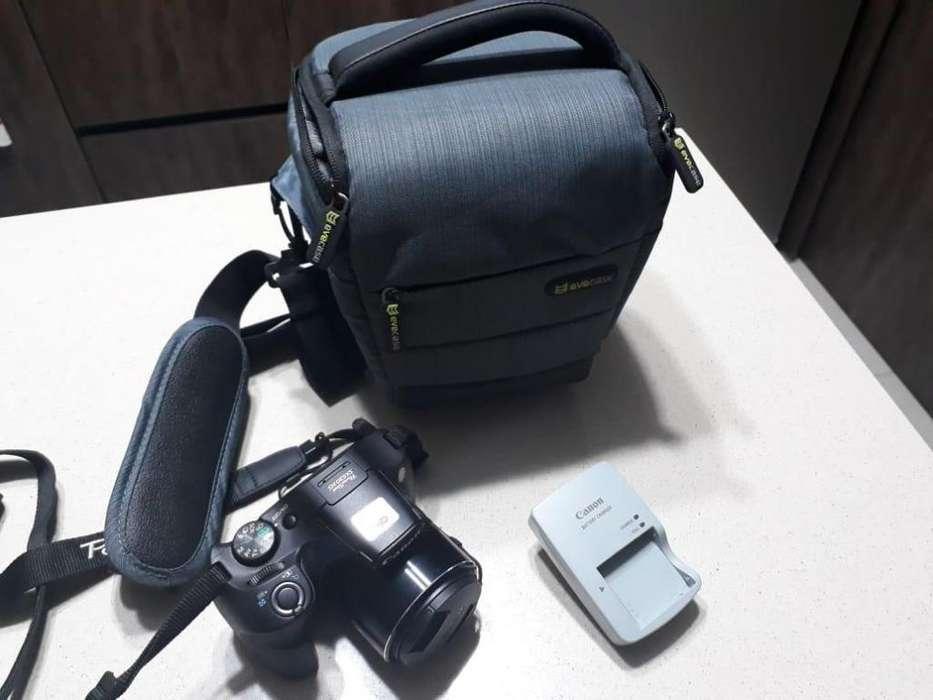 Vendo Cámara Canon Sx350 Hs