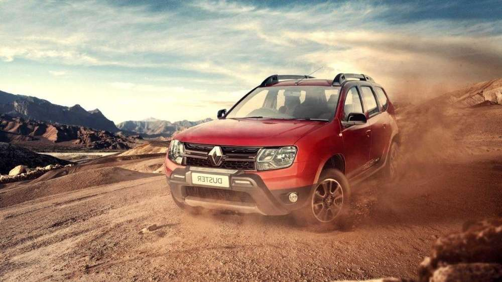 <strong>renault</strong> Duster 2019 - 0 km