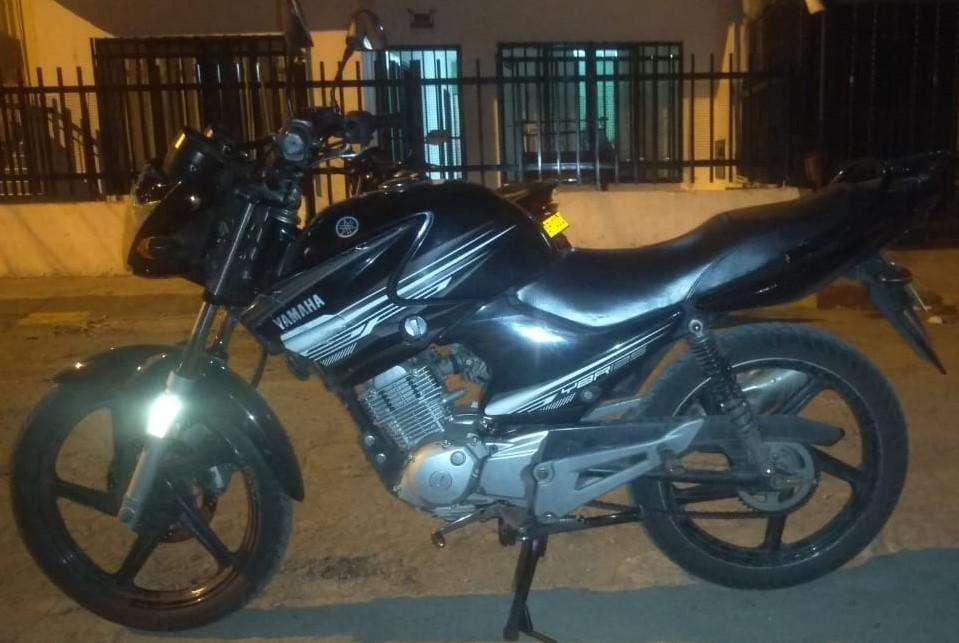VENTA MOTO YBR 125