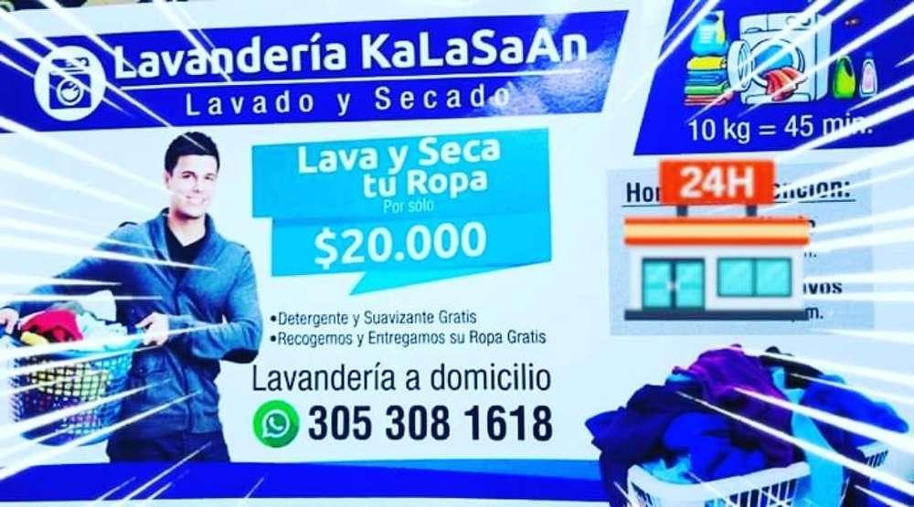 Servicio de Lavanderia Ropa Y Más